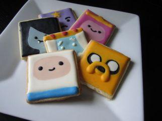 cookies hora de aventura