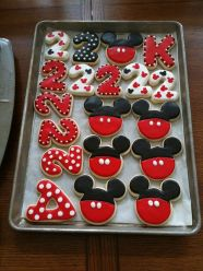 cookies mickey