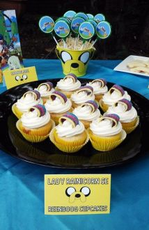cupcakes hora de aventura